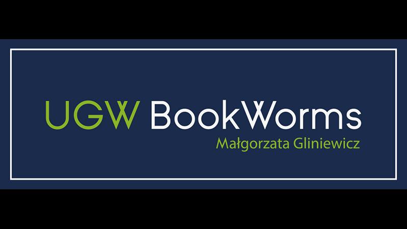ugw bookworms logo